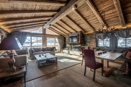 Chalet in 6371 Aurach