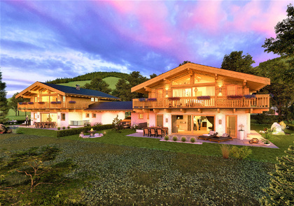 Chalet in 5700 Zell am See / Thumersbach