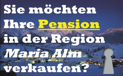 Pension in 5761 Maria Alm